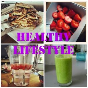 healty lifestyle tekst
