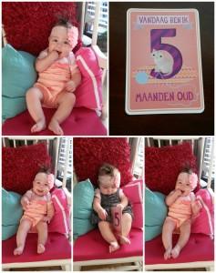 Fay 5 maanden
