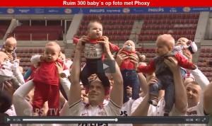 babyfoto PSV