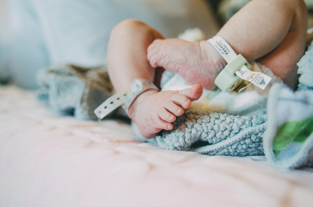 koortslip levensgevaarlijk baby