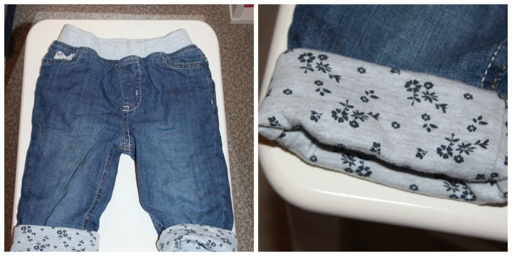 Shoplog Primark November broek baby