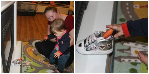 schoen zetten, flavourites en een verjaardag..