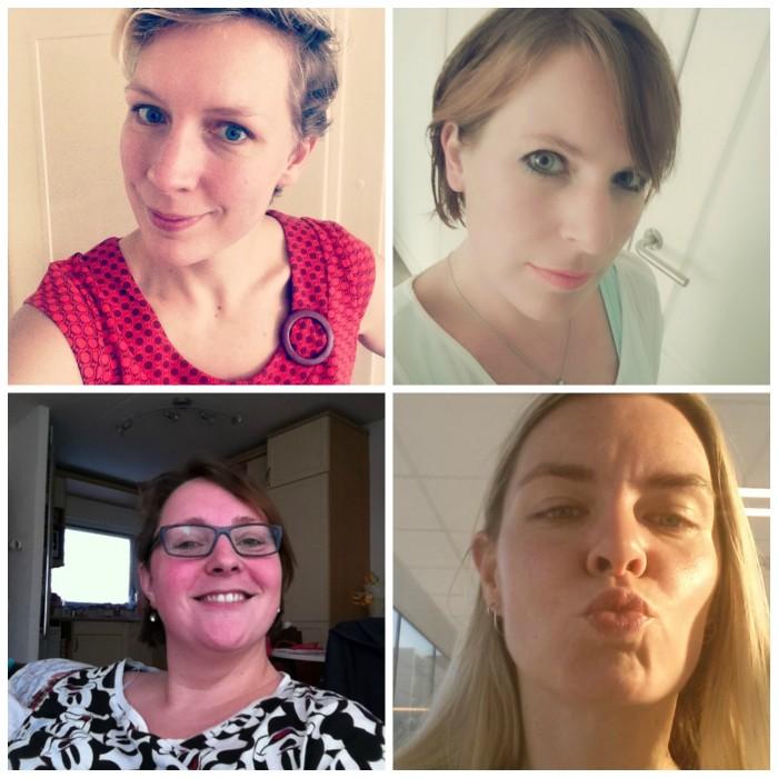selfie mijn lezers