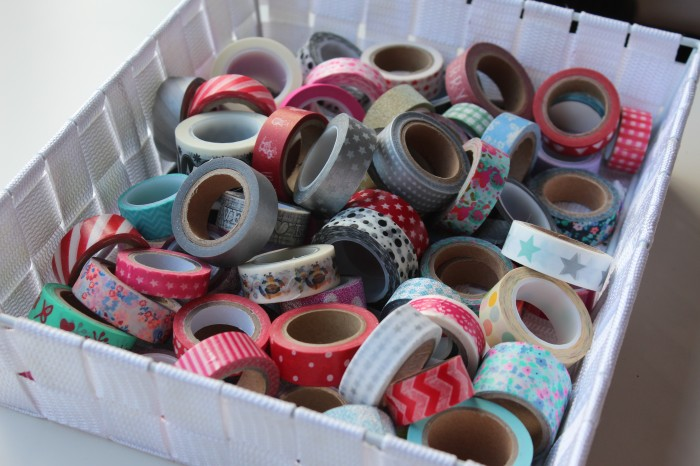 washi tape collectie