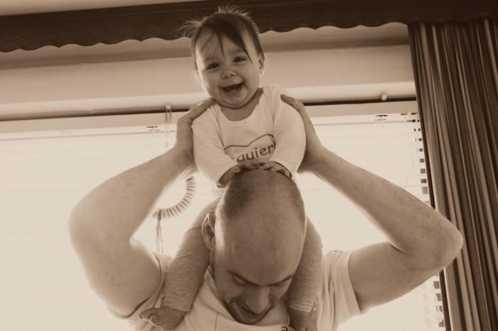 papa en fay onderonsje december daily