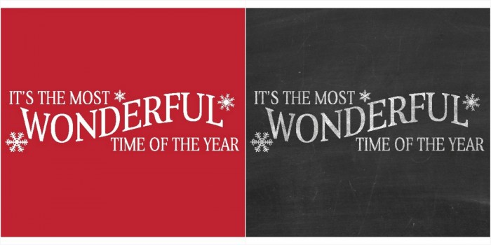 wonderful time printable