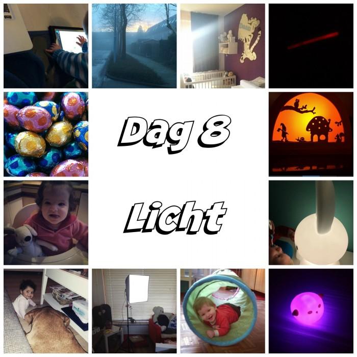 Dag 8 licht