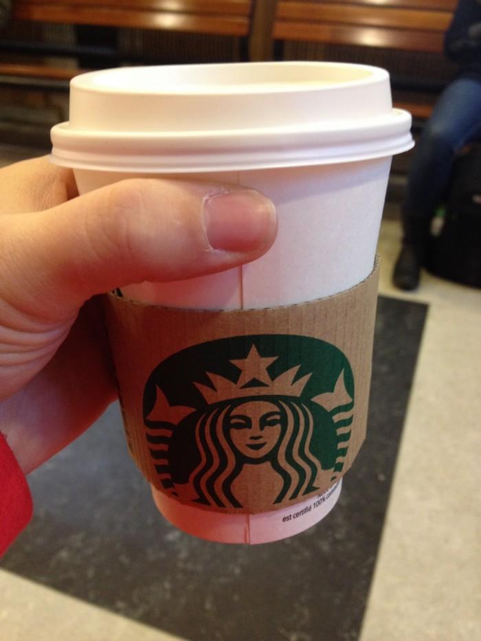 Starbucks koffie