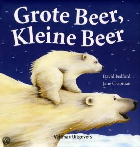 voorleesboeken grote beer kleine beer