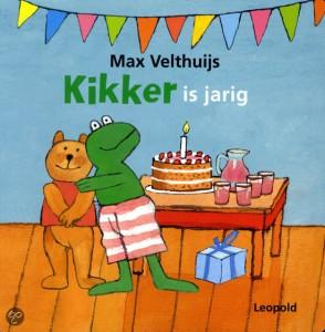 voorleesboeken kikker max velthuijs