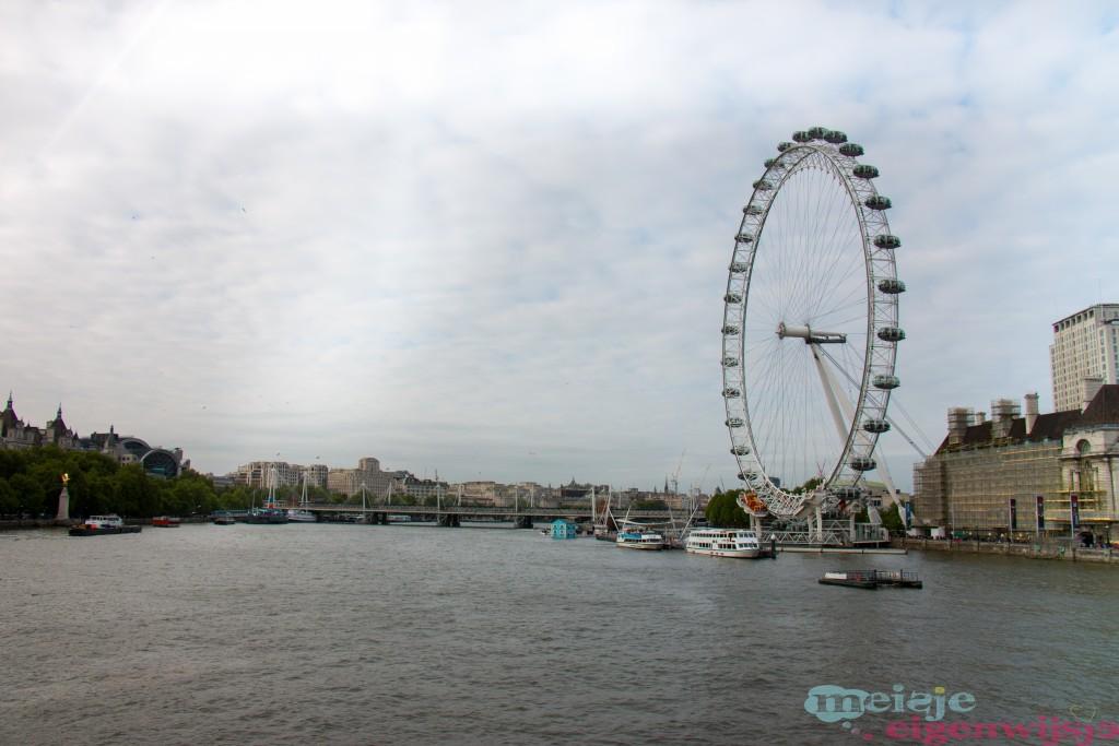 London Theems Eye