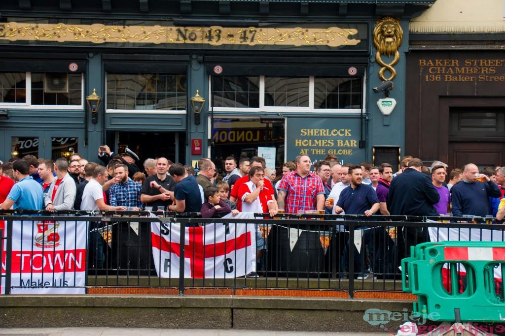 London soccer