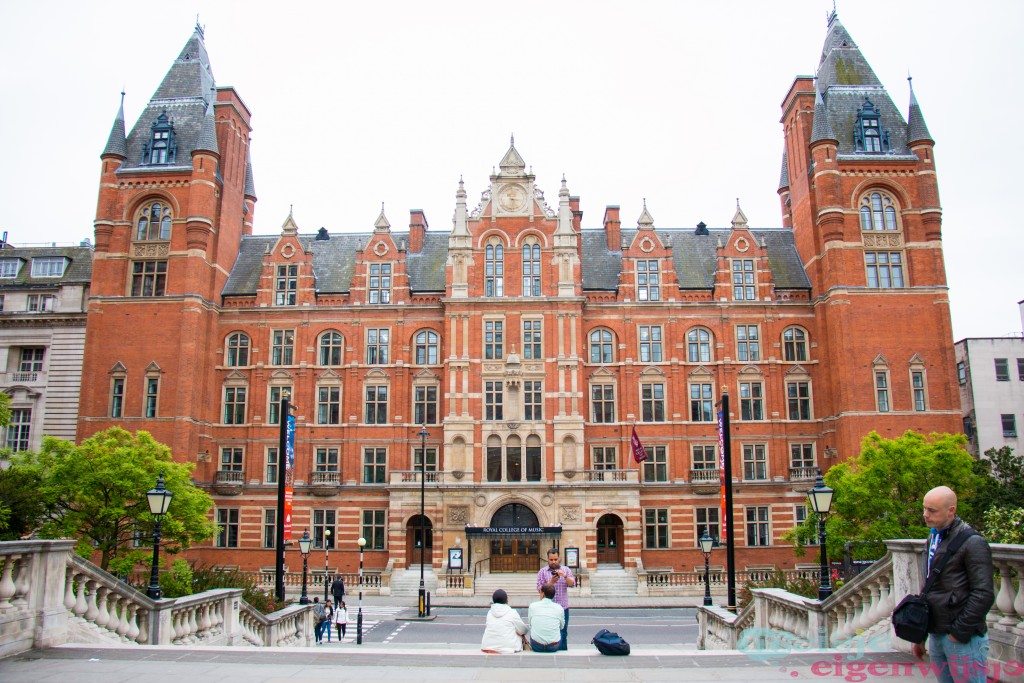 London royal college of music