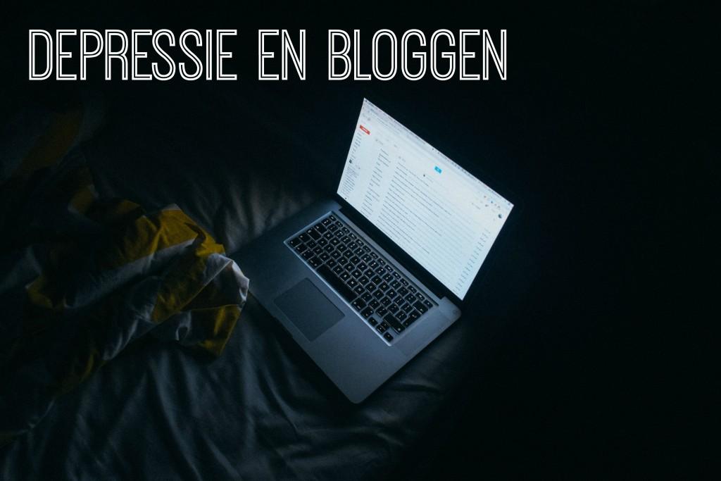depressie en bloggen
