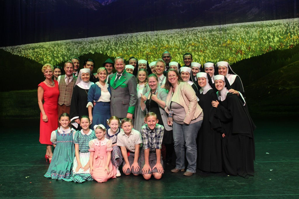 sound of music 2015 theater carré