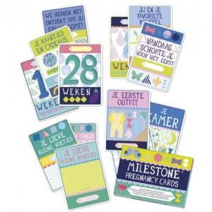 milestone-pregnancy-cards-zwangerschap-fotokaarten