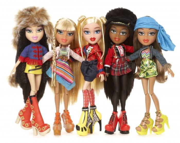 536994 Bratz Study Abroad Doll Asst FW 01