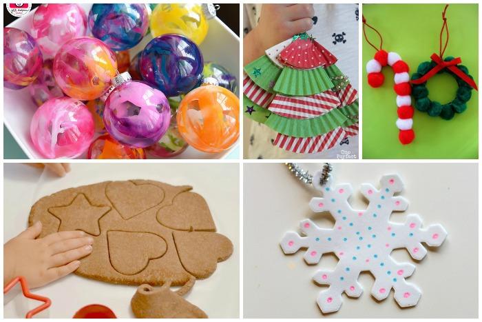 Diy voor kinderen 10x kerstboom decoratie meisje eigenwijsje - Kinderen slaapkamer decoratie ideeen ...
