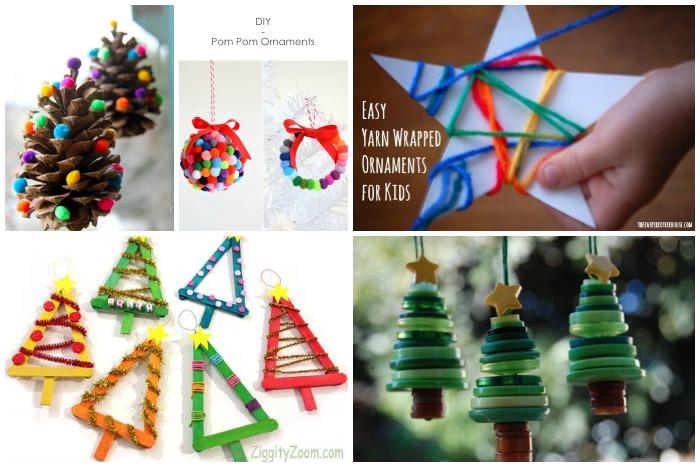 kerstboom ornamenten decoratie