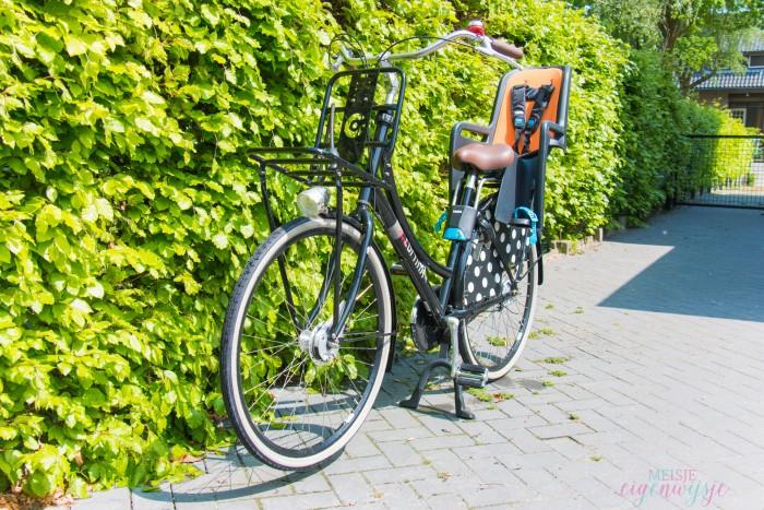 thule ridealong fietsstoel