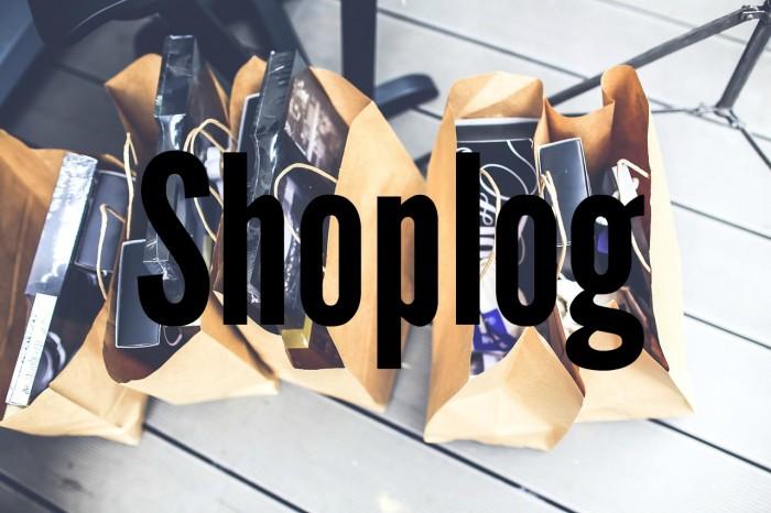zomerse shoplog