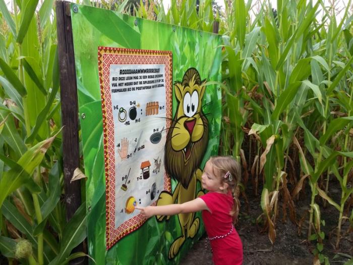maisdoolhof uitjes met kinderen