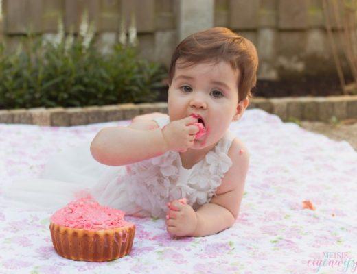 giant cupcake cakesmash