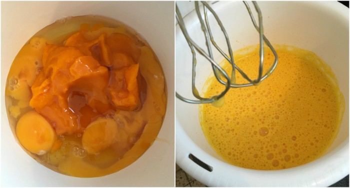 pompoen-brownies-maken