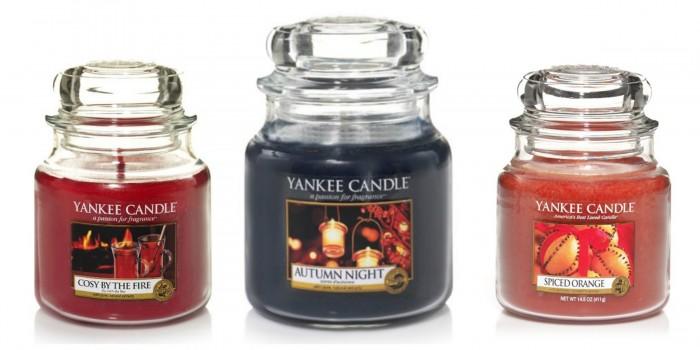 yankee candles herfst