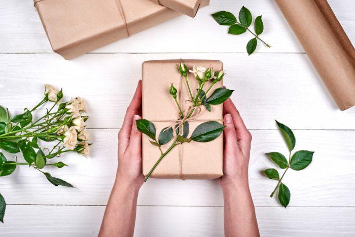 tips cadeau inpakken