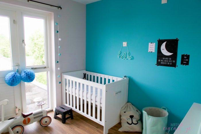 Babykamer roomtour jongen video foto s meisje eigenwijsje