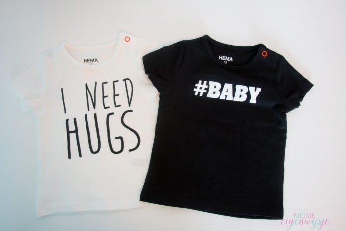 Shoplog Buikbaby Baby Dump Hema Meisje Eigenwijsje