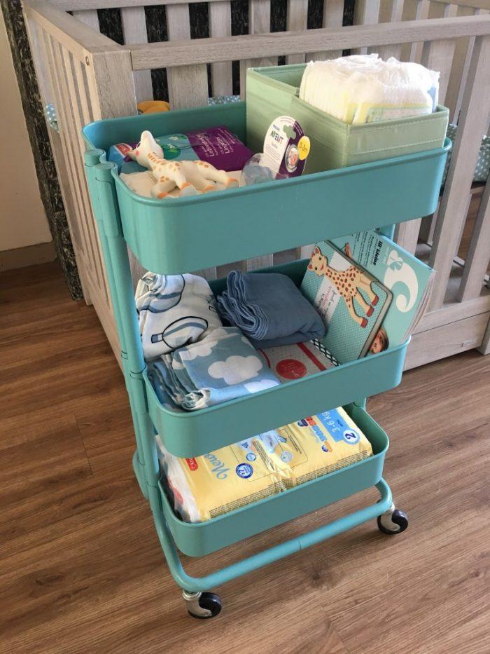 ikea raskog baby trolley