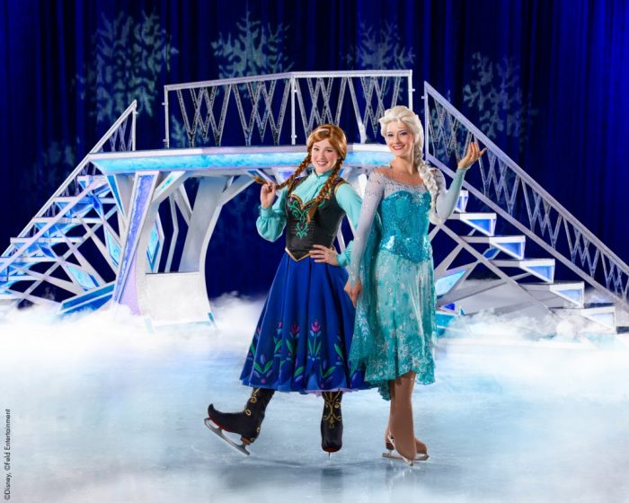 Disney on Ice presenteert Betoverende Werelden!