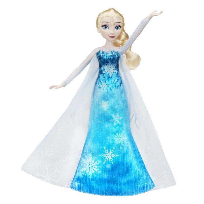 Disney Frozen Elsa met pianojurk
