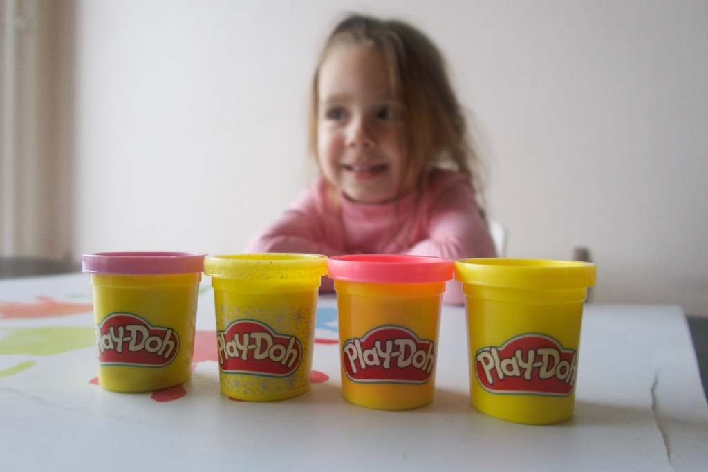 play doh speelset rapunzel