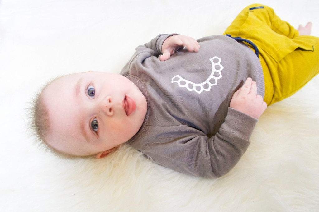 Ontwikkelingbaby 5 maanden