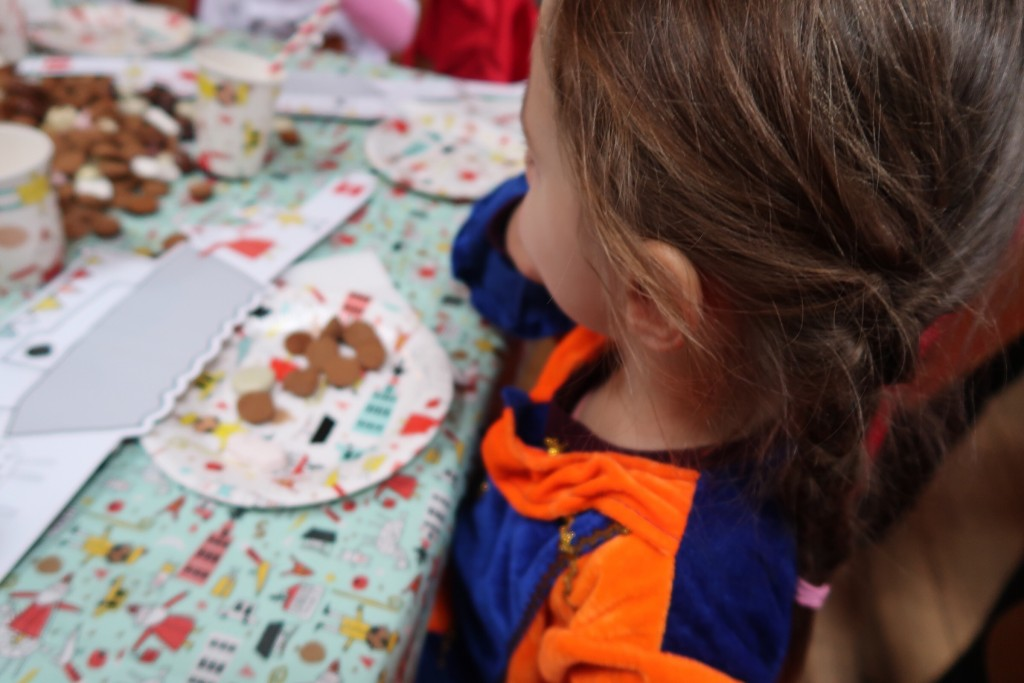 Sinterklaas voorbereiding