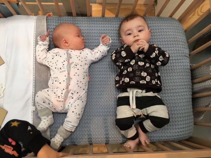 schema baby 5 maanden