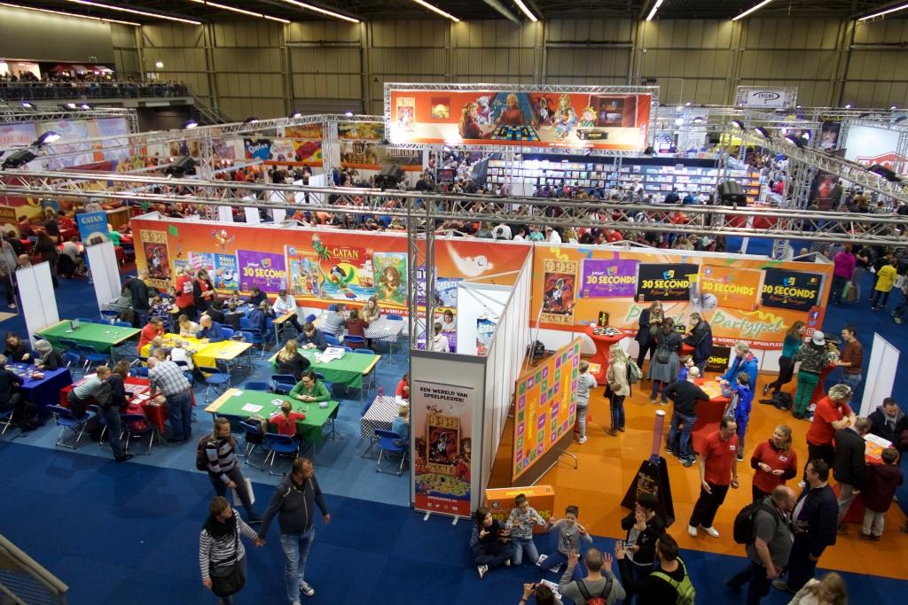 Spellenspektakel Eindhoven overzicht