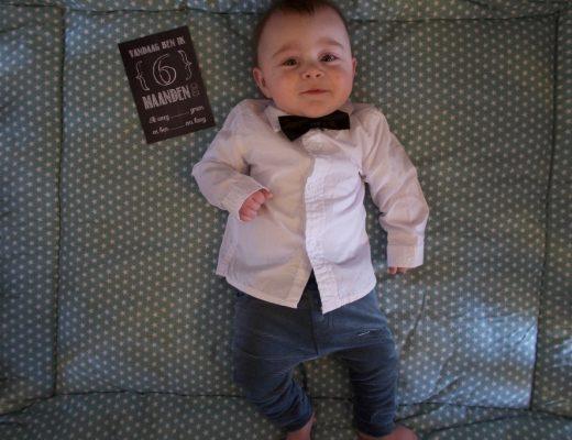 baby 6 maanden