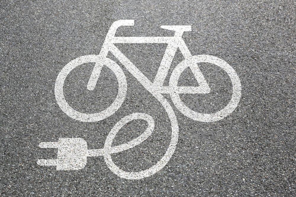 Elektrische fiets E-bike