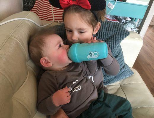 Overgang van 1 naar 2 kinderen