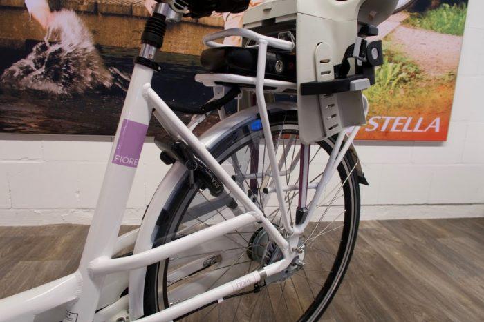 Stella Fiore Elektrische mama fiets