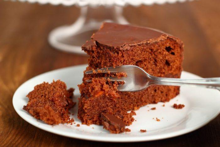 Wiener sachertorte chocolade cake
