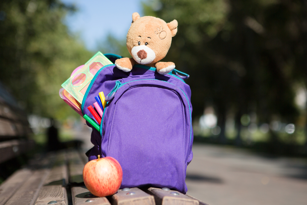 ik kan niet wachten tot mijn kind naar school gaat
