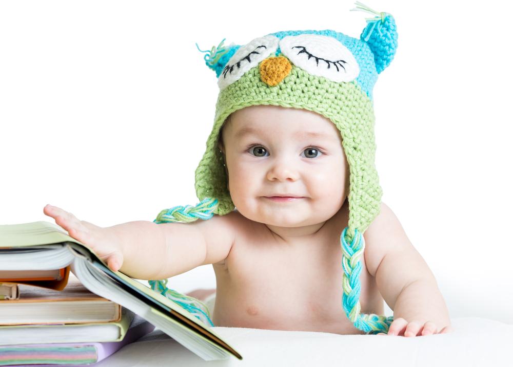 Waarom wij voorlezen aan onze baby