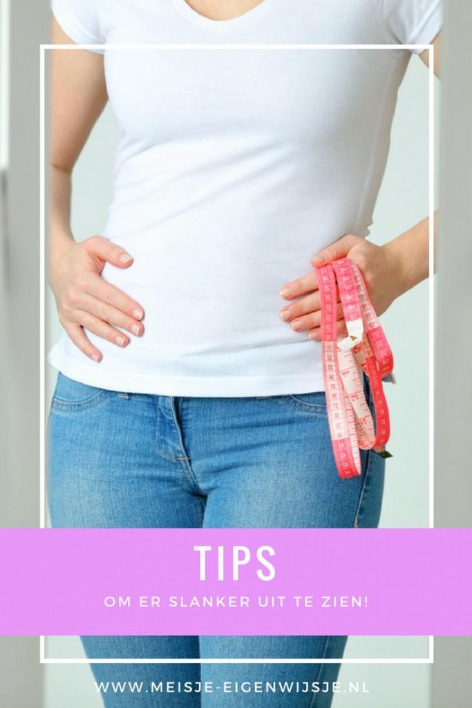 tips om er slanker uit te zien-2
