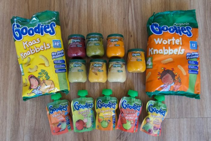 Goodies Organix beurstas