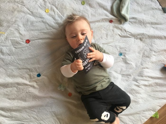 baby 8 maanden eetschema